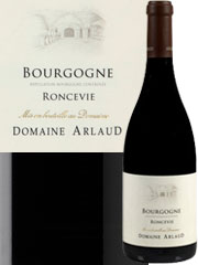 Domaine Arlaud - Bourgogne - Roncevie Rouge 2008