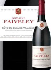 Domaine Faiveley - Côte de Beaune-Villages - Rouge 2008