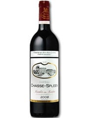 Château Chasse-Spleen - Moulis - Rouge 2008