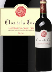 Clos de la Cure - Saint-Émilion Grand Cru - Rouge 2006