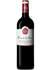 Clos de la Cure - Saint Emilion Grand Cru - Rouge - 2010