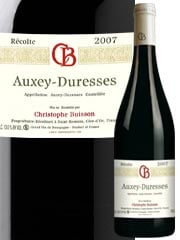 Domaine Christophe Buisson - Auxey Duresses - Rouge 2007