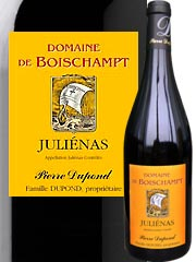 Domaine de Boischampt - Juliénas - Rouge 2007