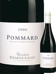 Domaine Rodolphe Demougeot - Pommard - Rouge 2006