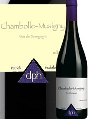 Patrick Hudelot - Chambolle-Musigny - Rouge 2008