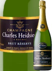Champagne Charles Heidsieck - Champagne Brut Réserve - Blanc