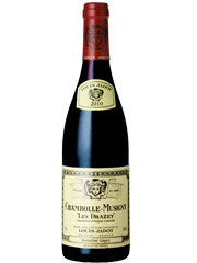 Louis Jadot - Chambolle-Musigny - Les Drazeys - Rouge - 2010