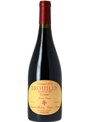 Laurent Martray - Brouilly - Corentin - Rouge - 2012