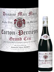 Domaine Marc Morey - Corton Perrieres Grand Cru - Rouge 2002