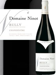 Domaine Ninot - Rully - Chaponnière Rouge 2008