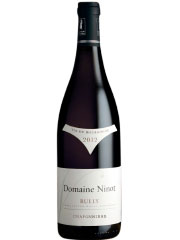 Domaine Ninot - Rully - Chaponnière - Rouge - 2012