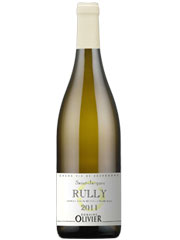 Domaine Olivier - Rully - Saint Jacques blanc 2011