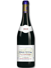 Domaine Tatraux - Givry 1er Cru - Les Grandes Berges Rouge 2010