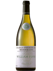 William Fèvre - Chablis Premier Cru - Montmains Blanc 2010