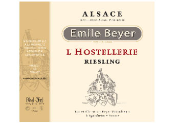 Domaine Emile Beyer - Alsace - Riesling l