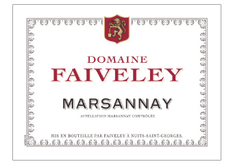 Faiveley - Marsannay - Rouge - 2013