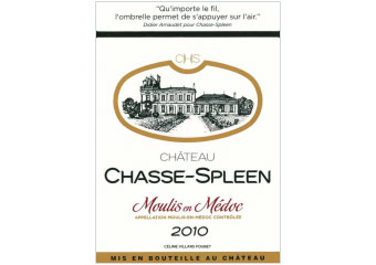 Château Chasse-Spleen - Moulis - Rouge - 2010