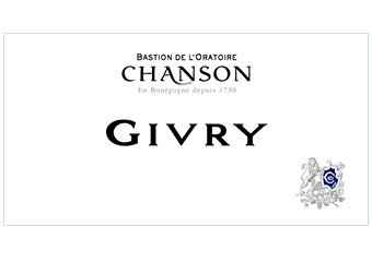 Chanson - Givry - Rouge - 2013