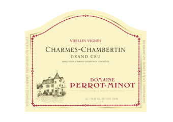 Domaine Perrot Minot - Charmes Chambertin - Vieilles Vignes - Rouge - 2006