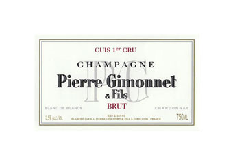Champagne Gimonnet - Champagne Cuis 1er Cru Brut