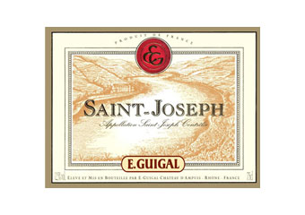 Guigal - Saint-Joseph - Rouge 2008