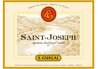 Guigal - Saint-Joseph - Rouge - 2010