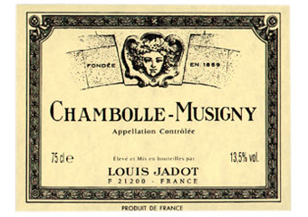 Louis Jadot - Chambolle-Musigny - Rouge 2009