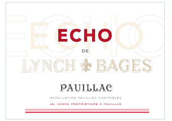 Château Lynch-Bages - Pauillac - Echo de Lynch Bages - Rouge - 2011