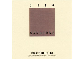 Domaine Sandrone - Dolcetto d'Alba - Rouge 2010