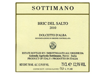 Sottimano - Dolcetto d