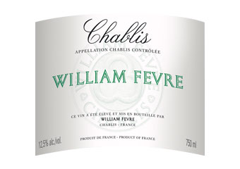 William Fèvre - Chablis - Blanc 2009