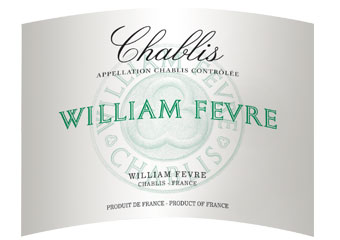 William Fèvre - Chablis - Blanc 2011