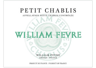 William Fèvre - Petit Chablis - Blanc - 2012