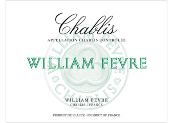 William Fèvre - Chablis - Blanc - 2012